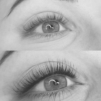 Lashbar in Heerenveen Wimperlifting